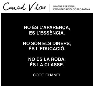 Frase Chanel