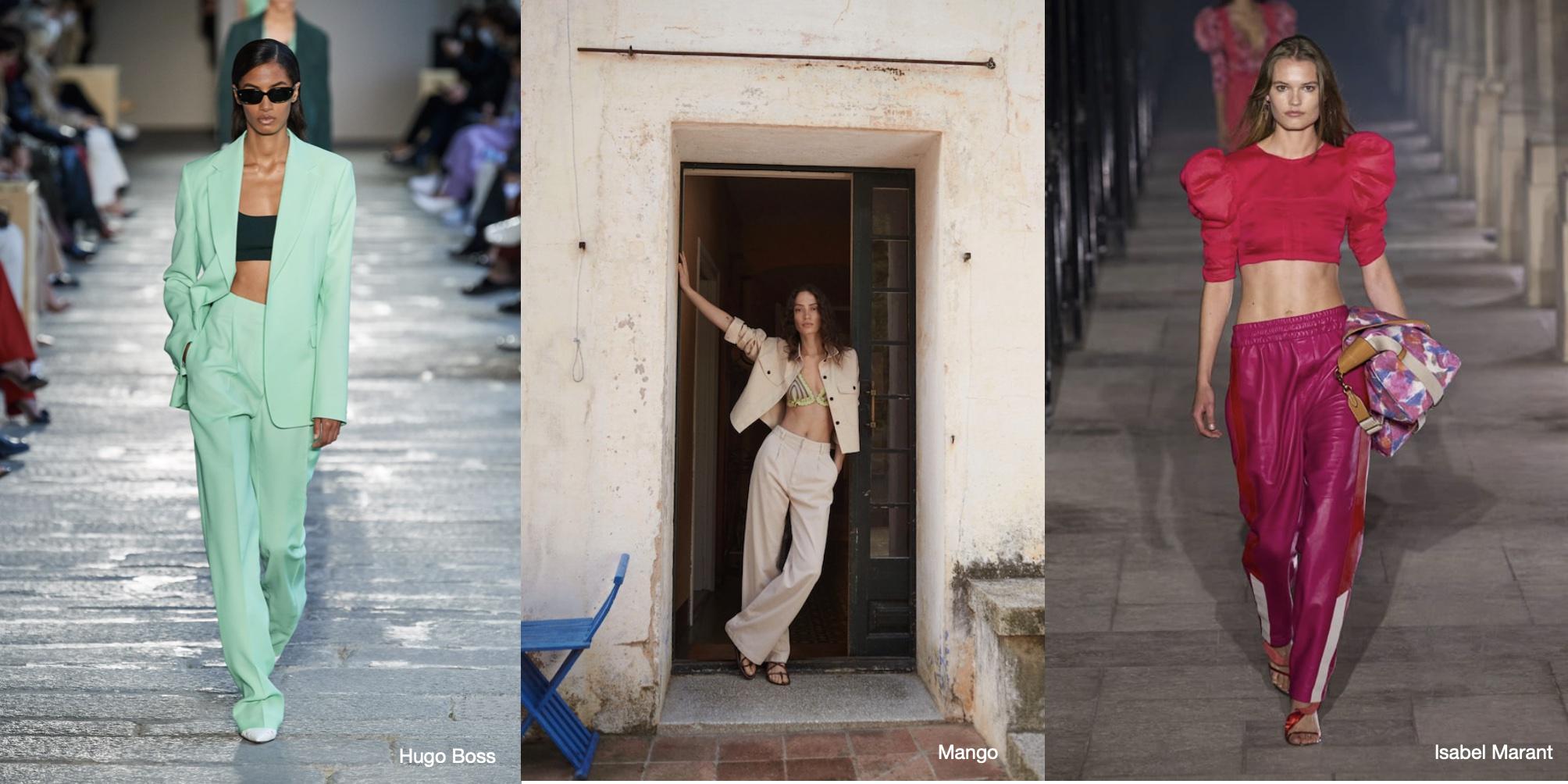 Moda Primavera Verano 2021 Mujer
