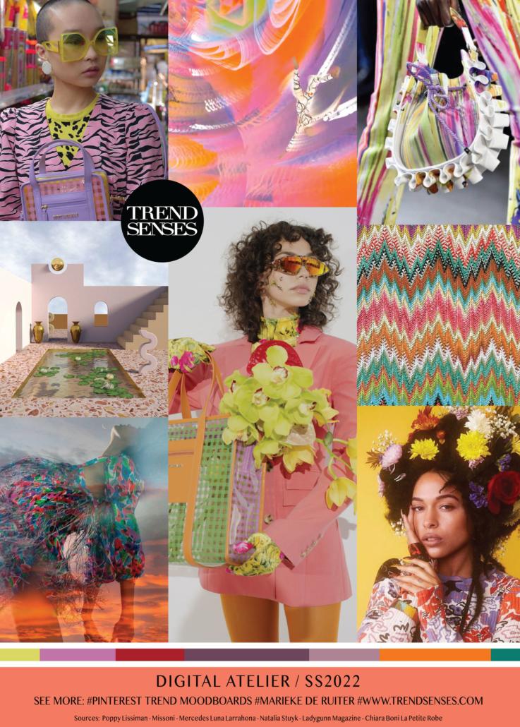 colores tendencia primavera verano mujer
